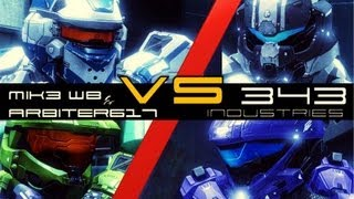 MIK3 WB & Arbiter 617 VS 343 Industries