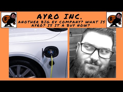 AYRO Inc. Another Major EV Company? What Is Ayro Inc? Is It A Buy Now Opportunity?