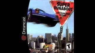 Dreamcast   Super Runabout: San Francisco Edition