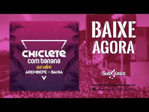 Chiclete com Banana ao vivo em Arembepe/BA