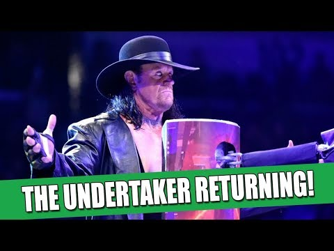 The Undertaker's Next WWE Match CONFIRMED! + WWE NWO Revival?