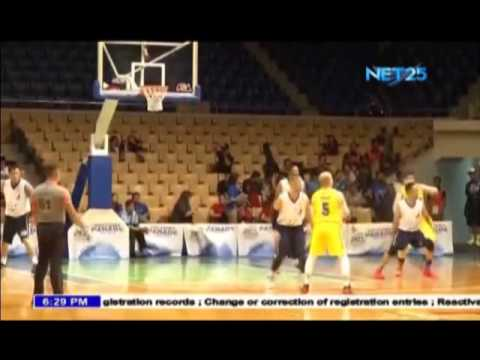 Championship for basketball to be held at Philippine Arena