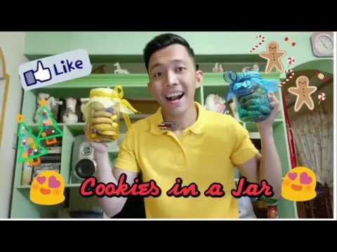 Chocolate Chip Cookies In A Jar By Teacher Raffy