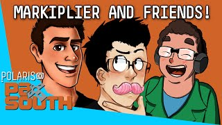 Laughs! Gags! A LIVE PROPOSAL!? | Markiplier PAX South Panel