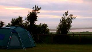 Camping at Sea Barn Farm