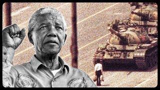 Tiananmen vs Apartheid