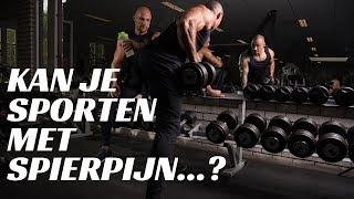 Kan Je Sporten Met Spierpijn? (Delayed Onset Muscle Soreness DOMS)