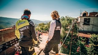 Remy Metailler and Adrien Loron - Urban DH Taxco 2016