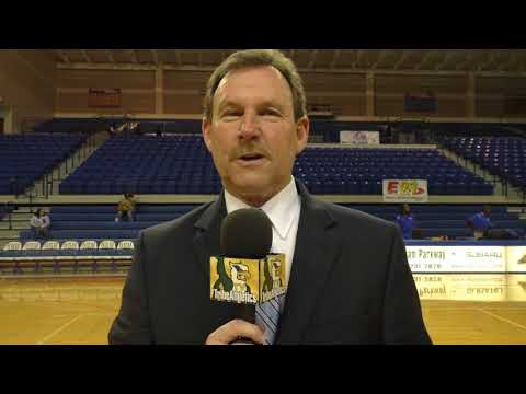 Tribe Men's Basketball Head Coach Tony Shaver Post Game at Savannah State