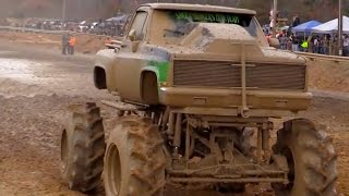 BADDEST CHEVY MUD TRUCK IN THE WORLD