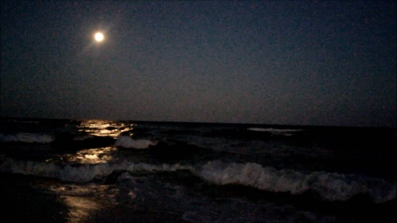 Navarre Beach Florida At Night