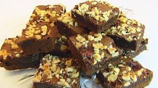 Betty's 4-ingredient Nutella Brownies