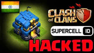 HOW WAS MY TH11 AND MY LVL 13 CLAN WERE HACKED? SUPERCELL ID HACKED! CLASH OF CLANS•FUTURE T18