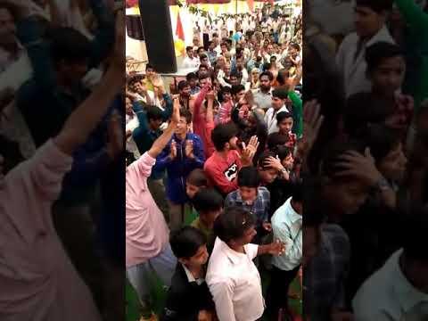 श्री राम।कथा में श्रीराम जन्मोत्सव paatandev में र