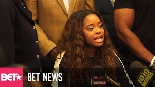 Tamika Mallory Says She Faced Discrimination And White Male Aggression When Kicked Off Flight