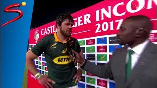 South Africa vs France, 1st Test post-match wrap