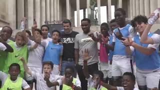 PARIS ALESA FC au NIKE Palais Of Speed 2016
