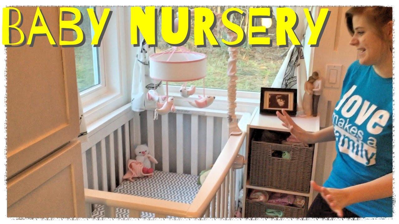 Baby Nursery In A Tiny House