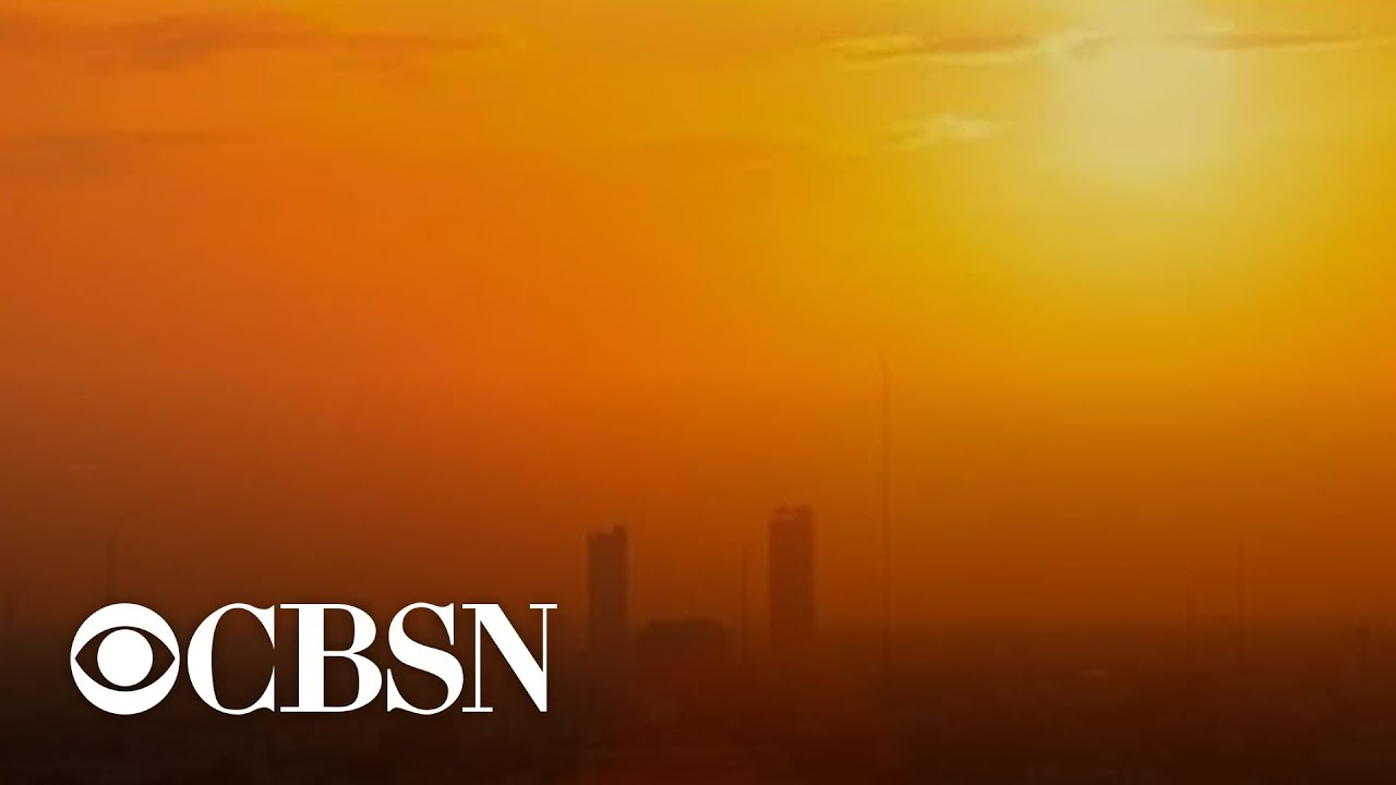 """North American heat wave """"virtually impossible"""" without human-caused climate change, report says"""