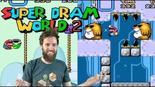 Swaggy Moles and Brutal Shell Juggles [SUPER DRAM WORLD 2] [#02]