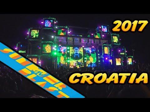 MTV SAMMER BLAST 2017 | Will Smith | Tinie Tempah | Mike Perry | Galantis | Croatia, Porec