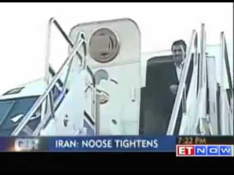 Western sanctions tighten noose on Iran oil export