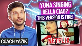 Download YAZIK reacts to BELLA CIAO - Yuna & Malaysian Philharmonic Orchestra