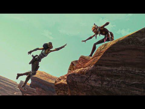 Звездные войны мультфильм войны клонов 5 сезон