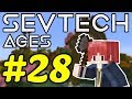 製造水車,取代人力※SevTech: Ages※Minecraft 時代發展模組包 Ep.28