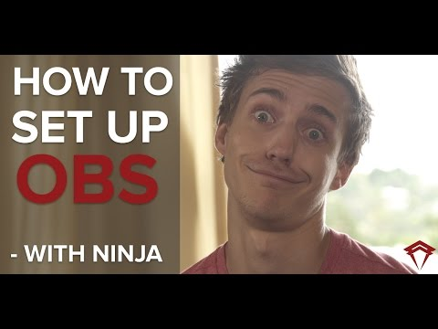 Set Up OBS Studio in 10 Minutes with Ninja