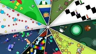 ТОП10 .io Игры