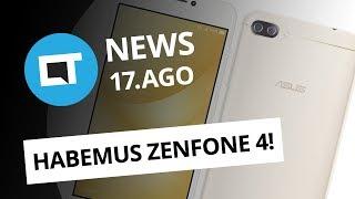ASUS Zenfone 4 está entre nós; Google Assistant em português e + [CT News]