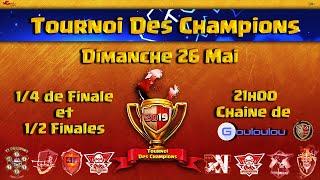 Tournoi des Champions | Les Meilleurs Clans FR s'affrontent | Qualification de Mai - Jour 1