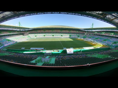SL Benfica | Sporting CP | Stadium and Museum tour | Lisbon | Portugal