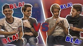 Hoe goed voelen wij elkaar aan? - Milan & Don VS Link & Jeremy