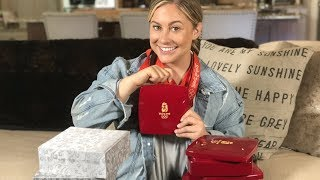 UNBOXING MY OLYMPIC SILVER MEDALS! | Shawn Johnson