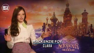 HeyUGuys Interview — Mackenzie Foy — 2018