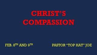 Christ's Compassion
