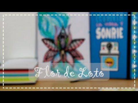 Flor De Loto Mandala Youtube