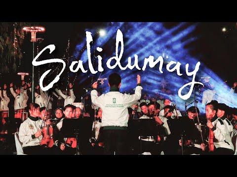 BAGUIO CITY: UC Center For Creative Productions   Percussions & Orchestra - Salidumay