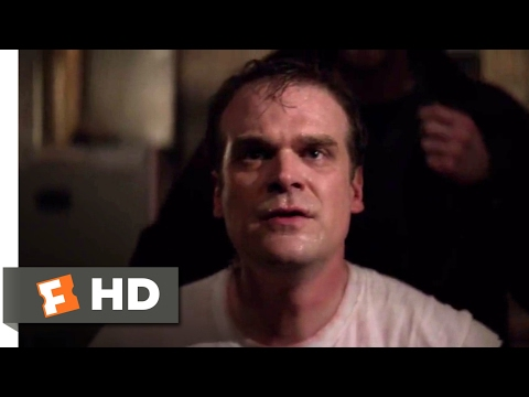 A Walk Among the Tombstones (2014) - A Sudden Strangling Scene (8/10) | Movieclips
