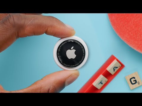Apple AirTags Unboxing & Demo!