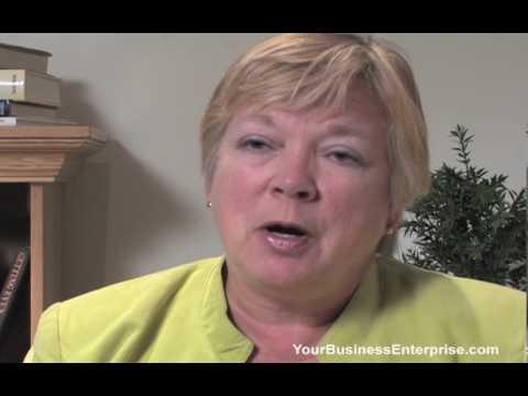 Self Employment, Donna Douglas