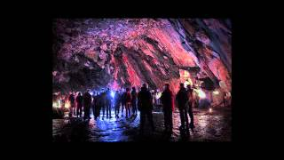 Singing in Rydal Cave: Silent Night