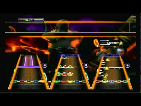 Guitar Hero: Warriors of Rock - Interstate Love Song - Expert + Full Band
