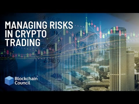 Managing Risk in Cryptocurrency Trading | Blockchain Council
