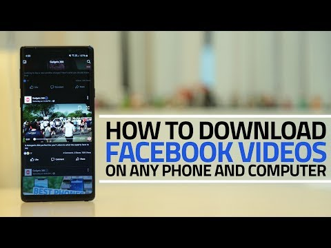 How to Download Facebook Videos on Android, iPhone, PC and Mac
