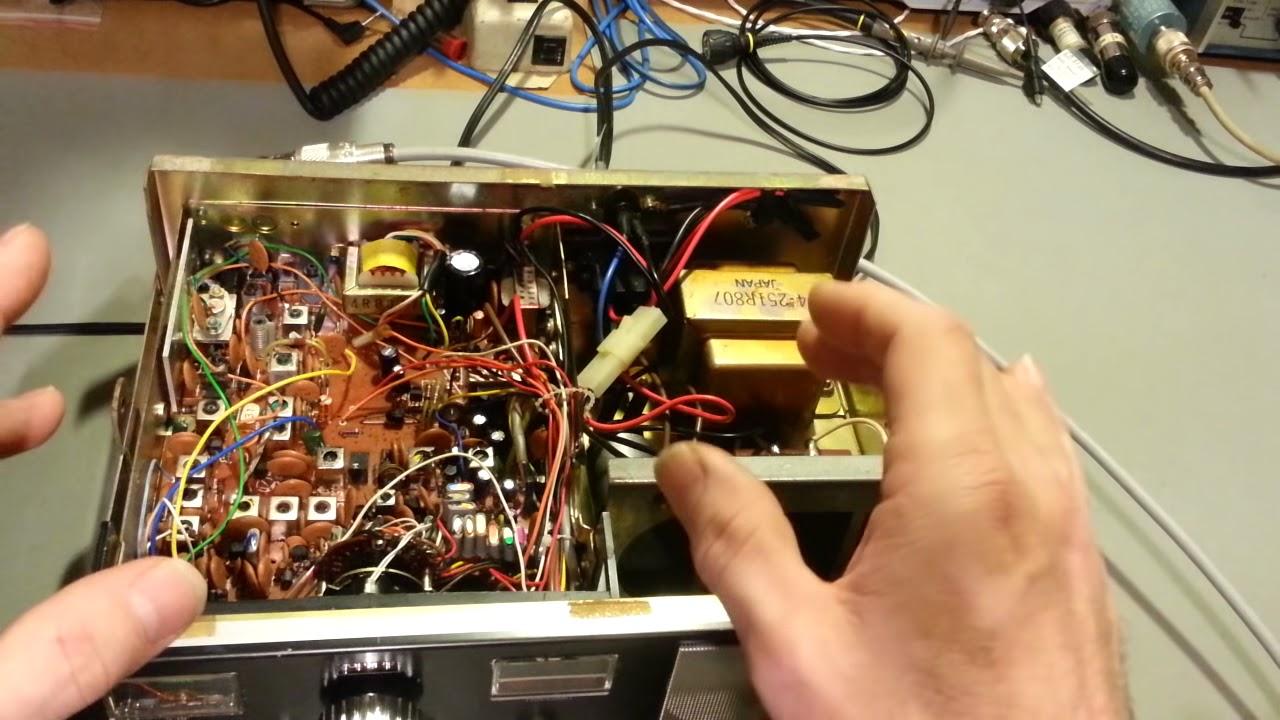 medium resolution of realistic trc 30a 23 channel am base station restoration