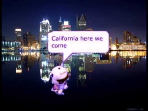 California! - Panfu Musik Video °°By Skater2008°°