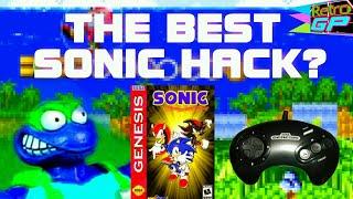 Sonic MEGAMIX - The Best Sonic Hack for SEGA Genesis? - Retro GP